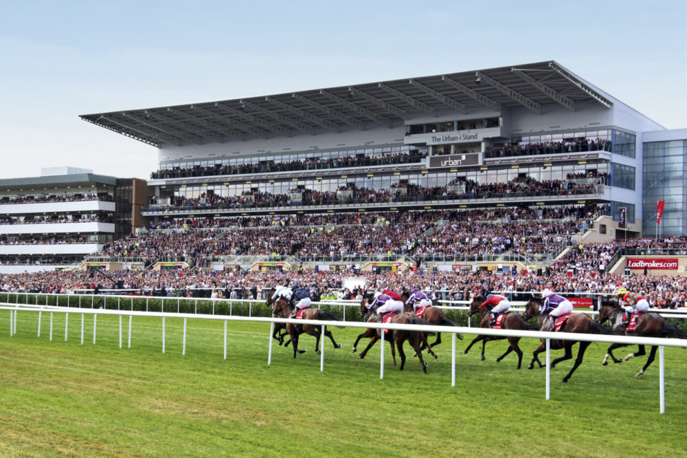 accommodation for visiting racecourse